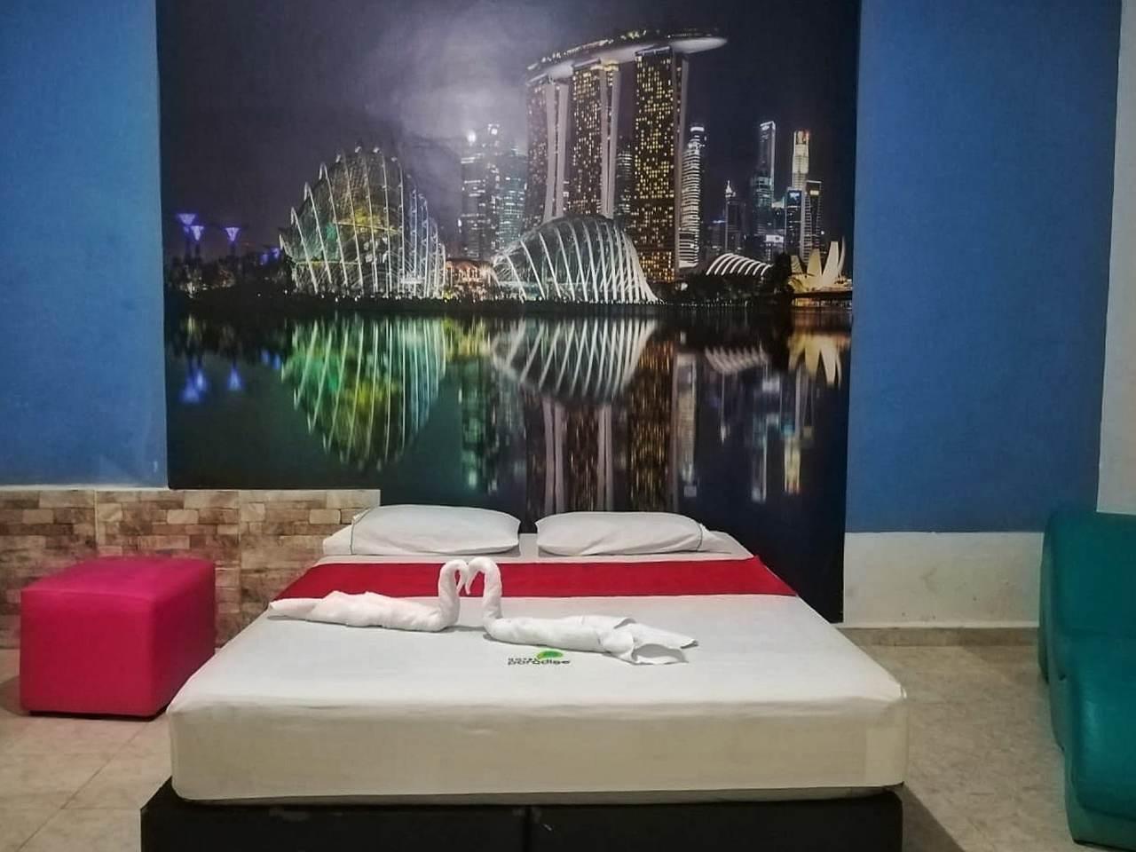 Habitación Sencilla Especial en Paradise 33 : MotelNow