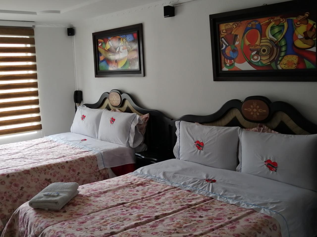 Habitación Doble en Risort Suite : MotelNow