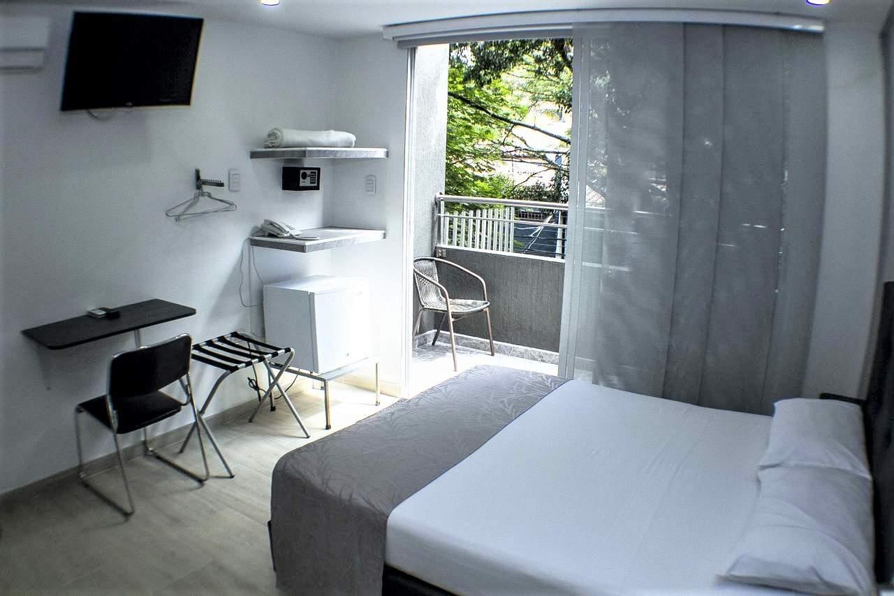 Habitación Doble con Balcón en Element Hotel  : MotelNow