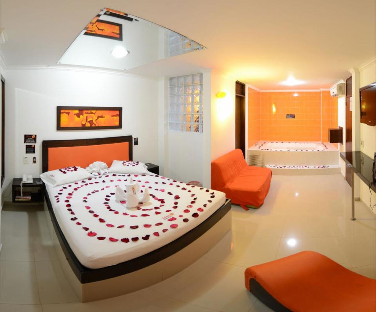Habitación Presidencial en Sabores : MotelNow