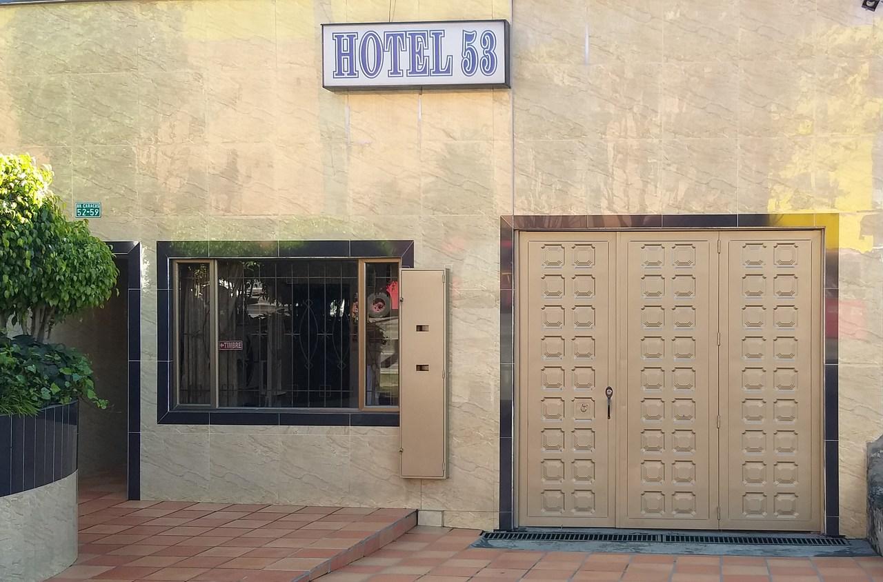 Hotel Caracas 53 en Chapinero : MotelNow
