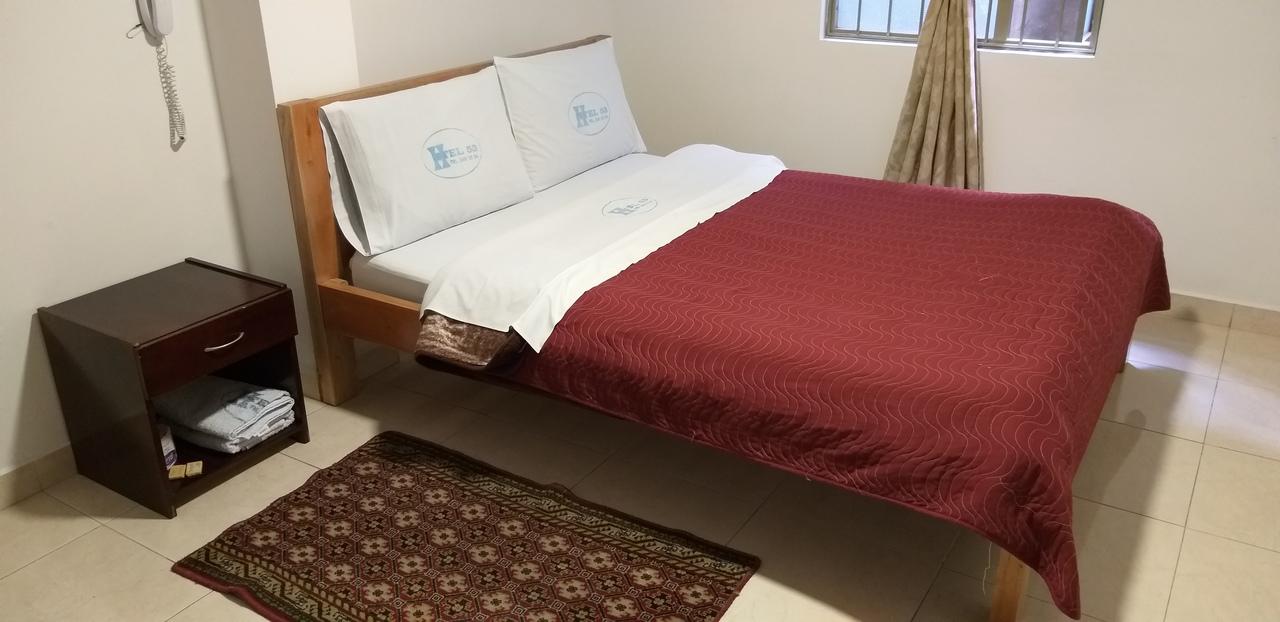 Habitación Sencilla en Hotel Caracas 53 : MotelNow