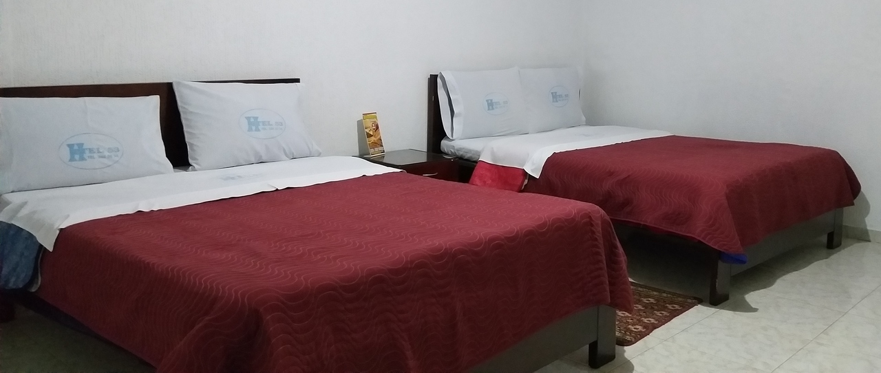 Habitación Doble en Hotel Caracas 53 : MotelNow