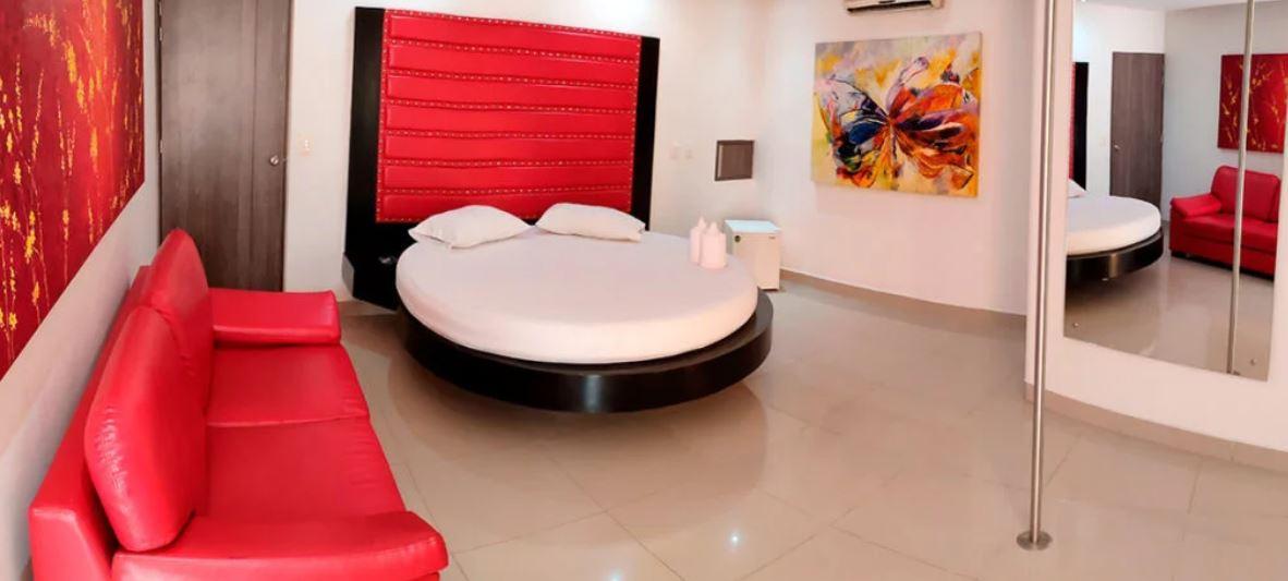 Habitación Semi Presidencial en Motel Deseos Norte : MotelNow