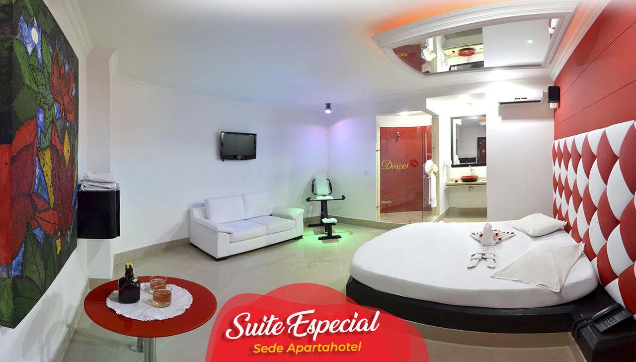 Habitación Suite Especial en Apartahotel Deseos : MotelNow