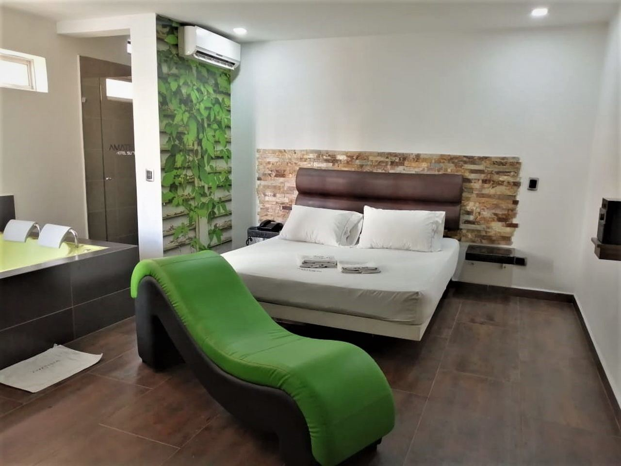 Hotel Amatista Suite  en Centro - La Candelaria : MotelNow