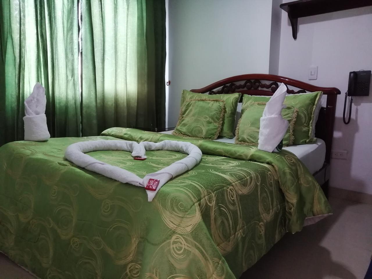 Habitación Suite Jacuzzi en Hotel Los Balcones : MotelNow