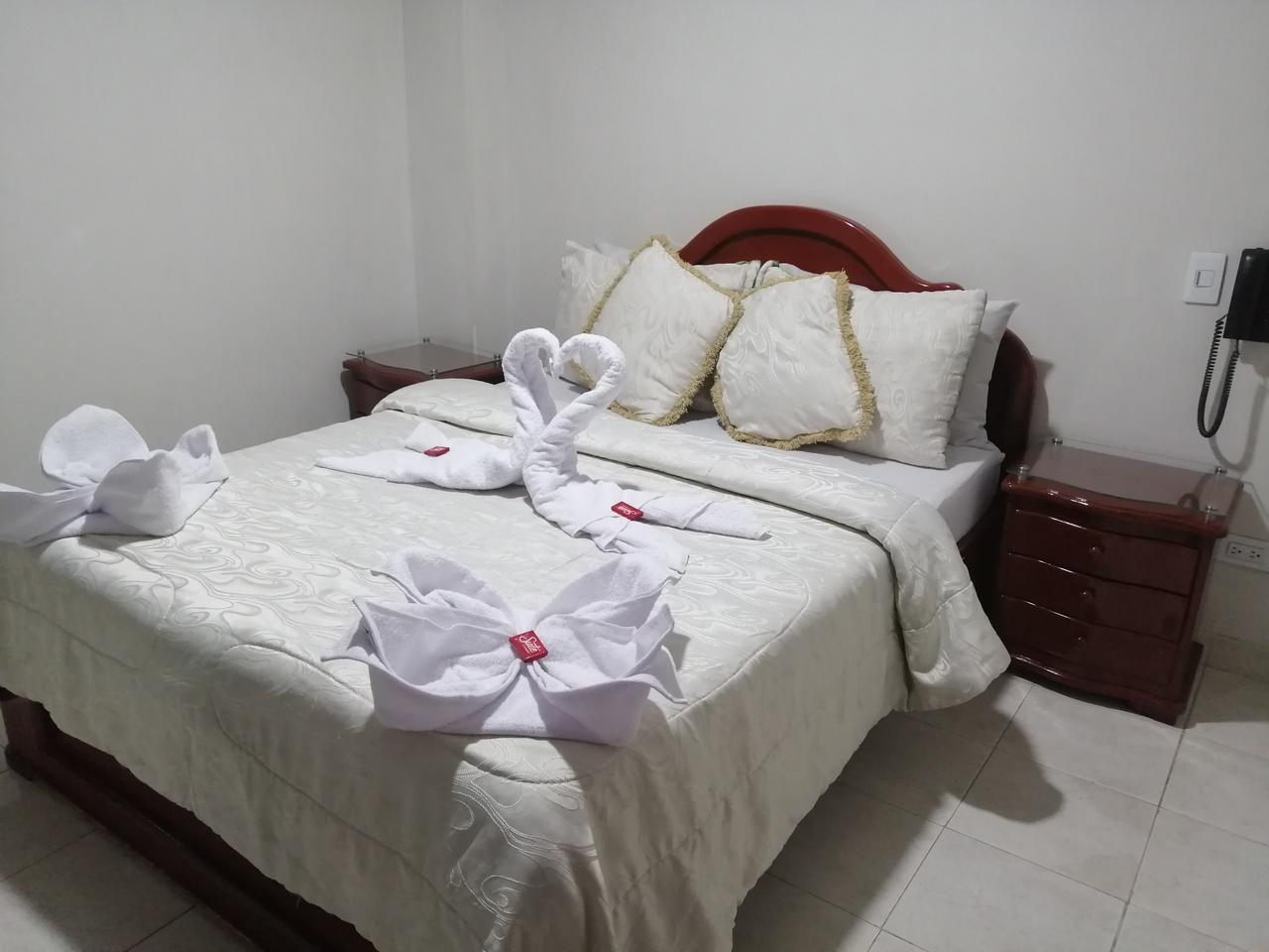 Habitación Sencilla en Hotel Los Balcones : MotelNow