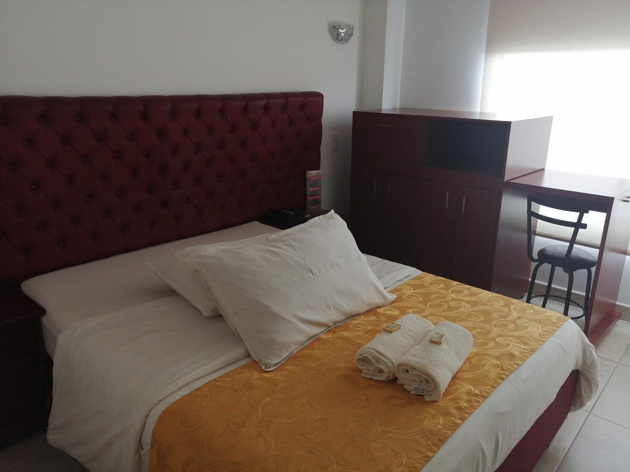 Habitación Doble en Hotel Cabrera Real : MotelNow