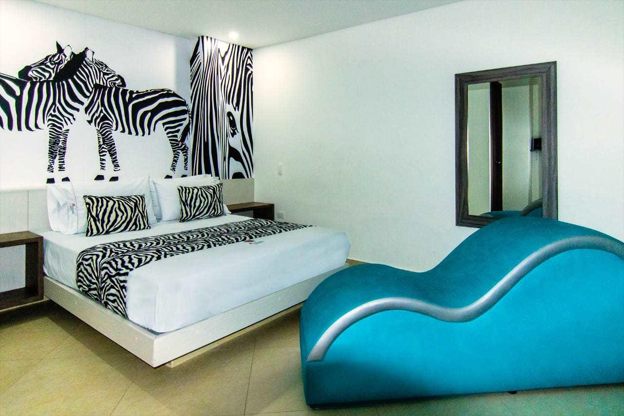 Habitación Sencilla en Hotel Perlatto : MotelNow