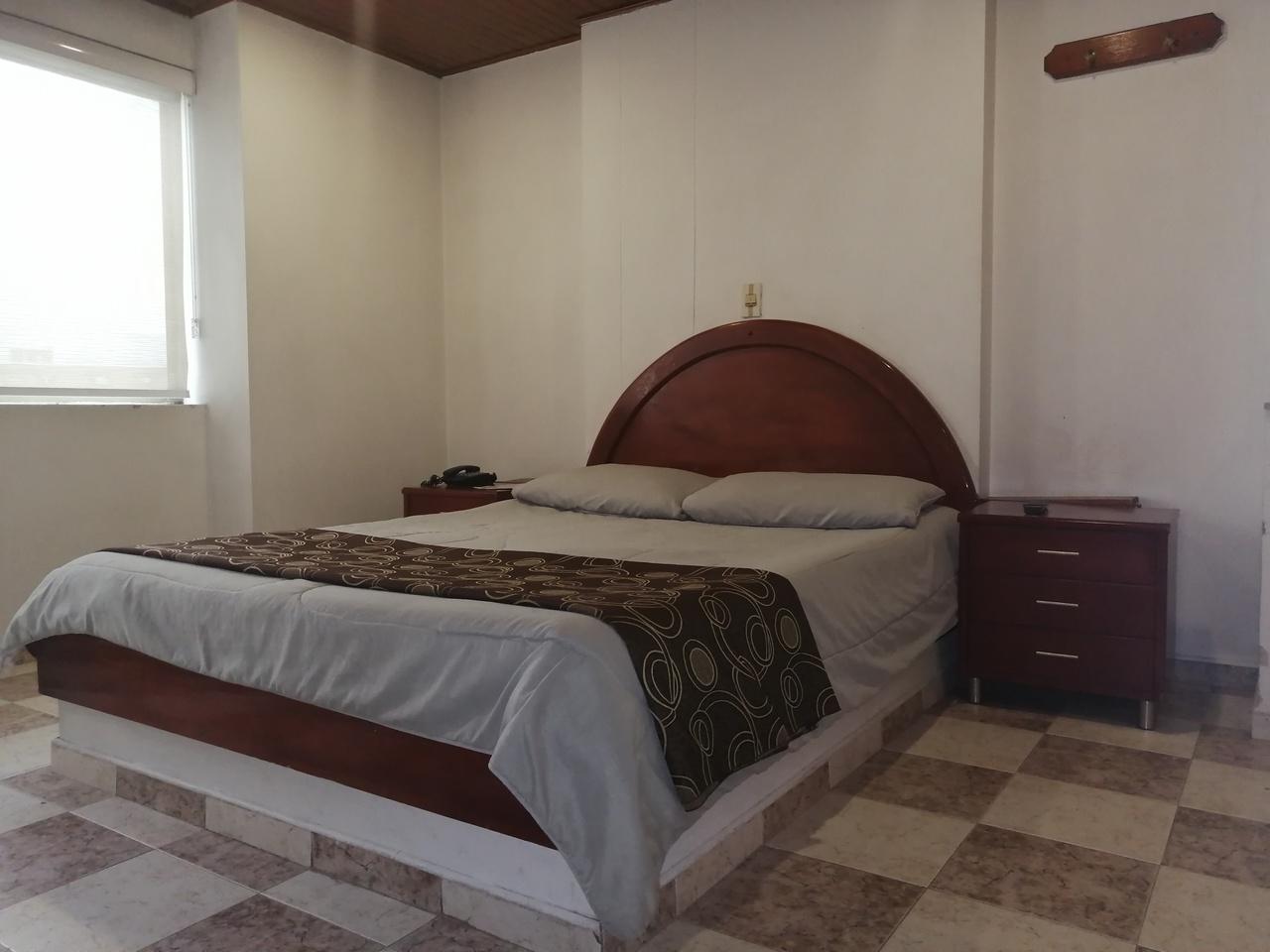 Habitación Habitación Estándar en Hotel Las Orquídeas Doradas : MotelNow