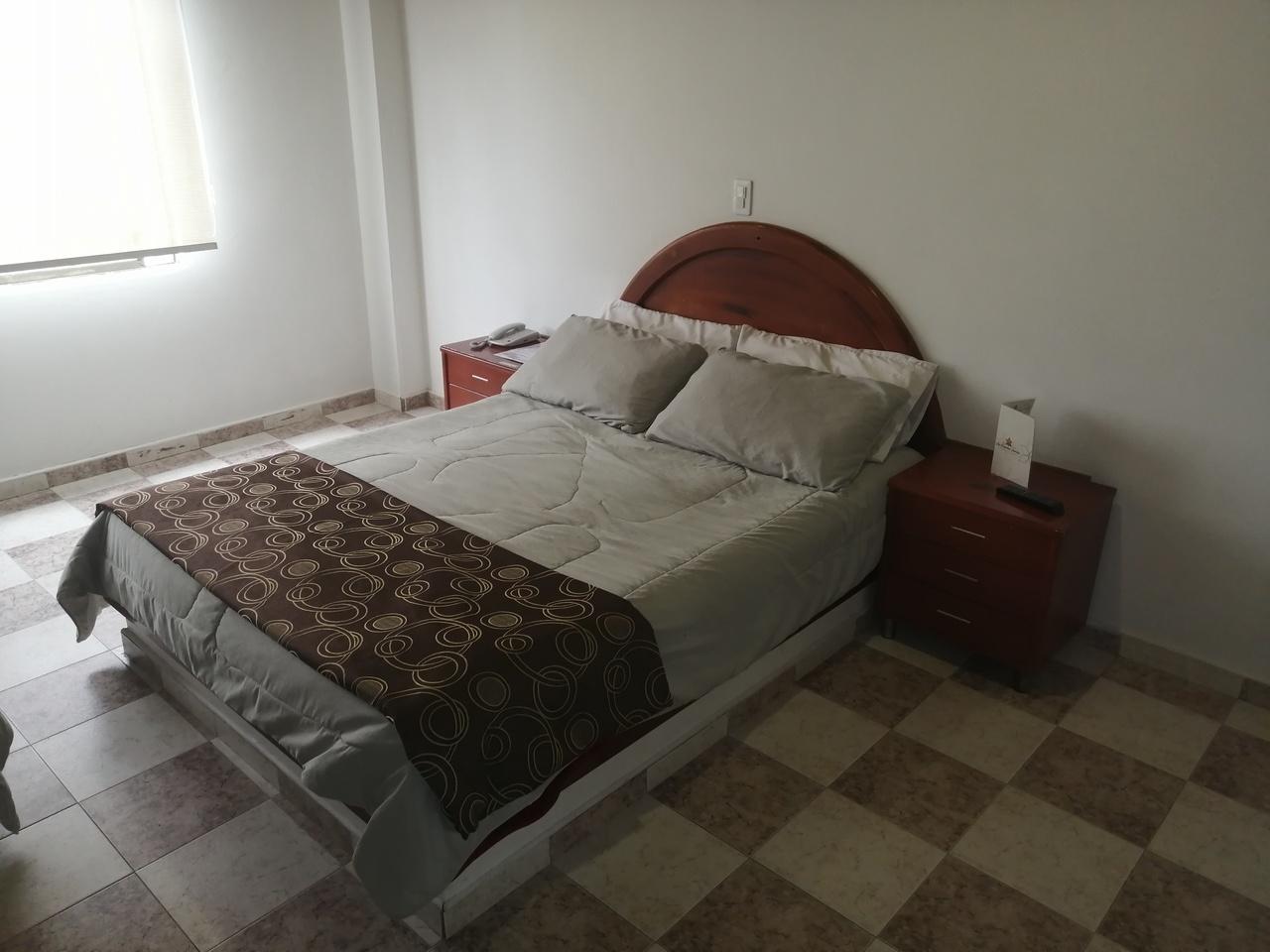 Habitación Habitación Dos Camas en Hotel Las Orquídeas Doradas : MotelNow
