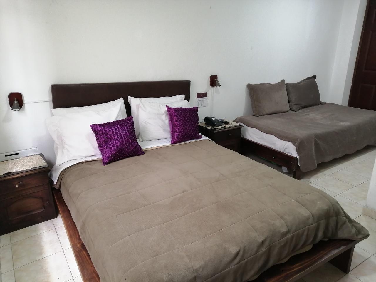 Habitación Acomodación Triple  en Eloina Hotel : MotelNow