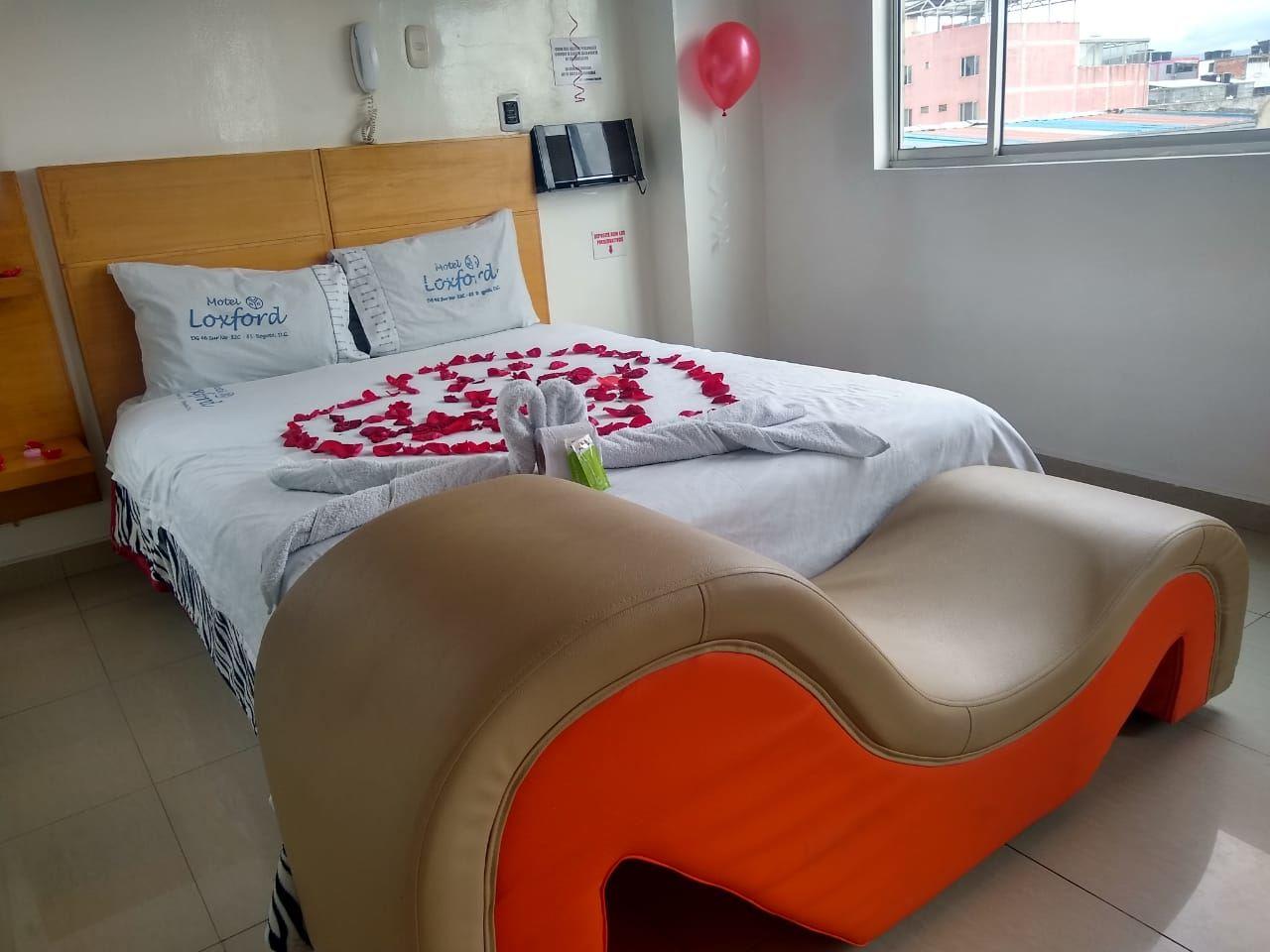 Habitación Sencilla con Silla del amor en Loxford : MotelNow