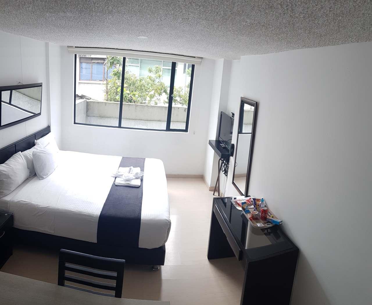Habitación Doble en Bussines Ferial : MotelNow
