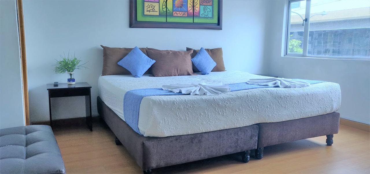 Blue Zafiro en Quinta Paredes : MotelNow