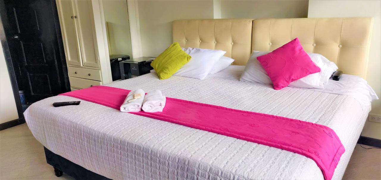 Habitación Doble en Zafiro Boutique : MotelNow