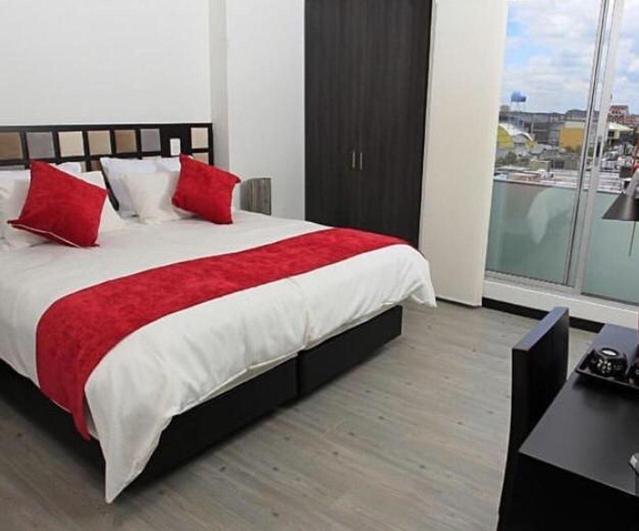 Habitación Deluxe con Balcón en Ariston Aw : MotelNow