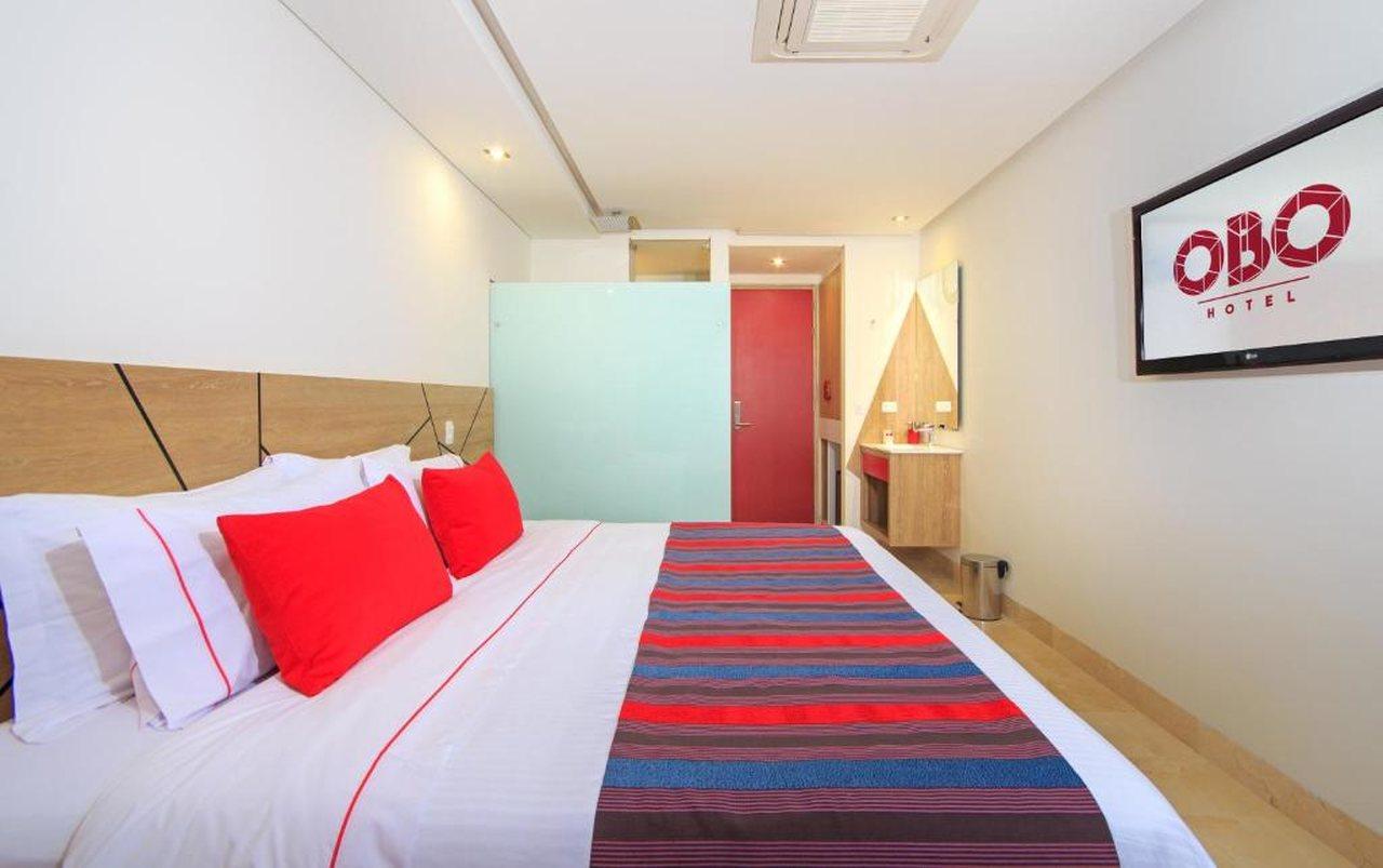 Habitación Sencilla Estándar en Obo Hotel : MotelNow
