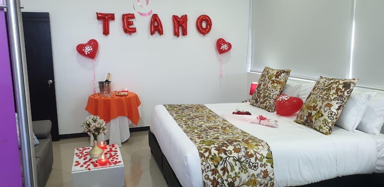 Habitación Suite en Ferias Park : MotelNow