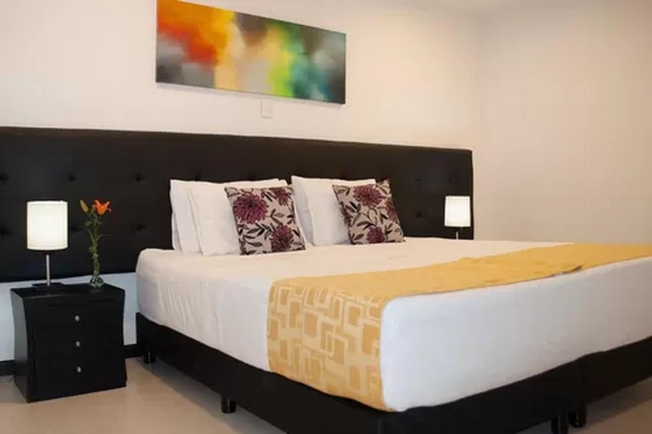 Habitación Doble en Ferias Park : MotelNow