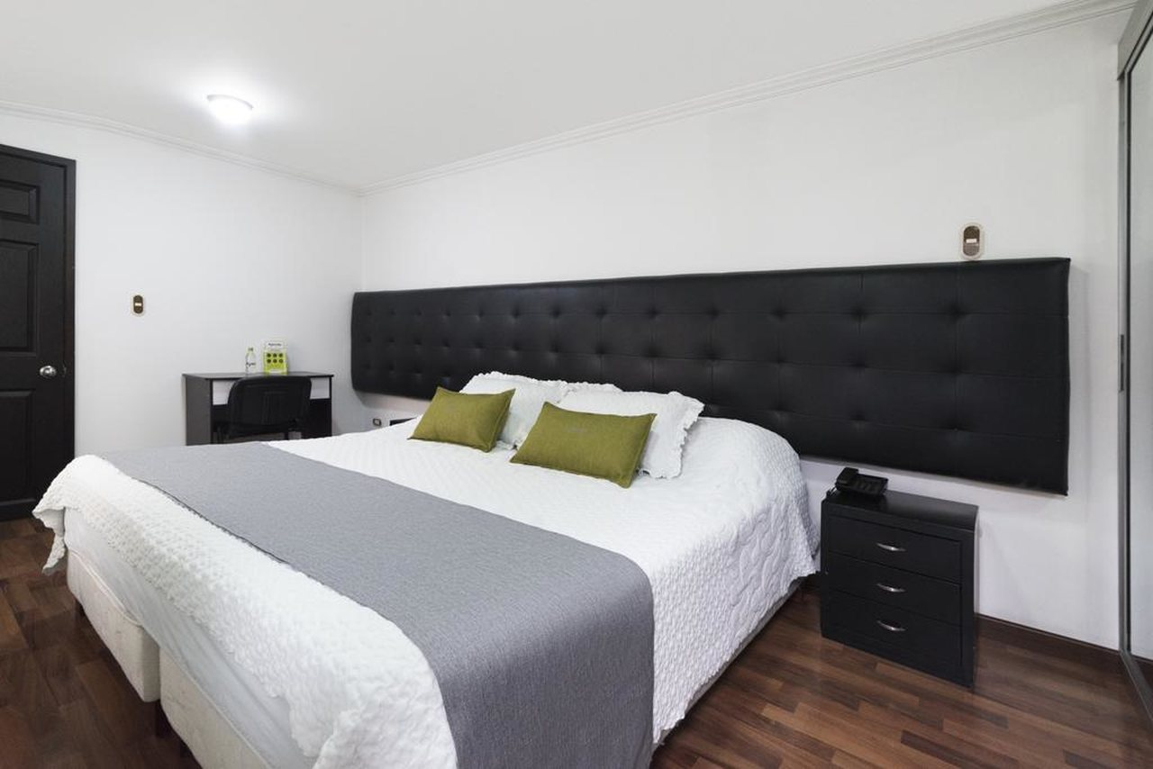 Habitación Acomodación Doble en Ecoferia Boutique : MotelNow