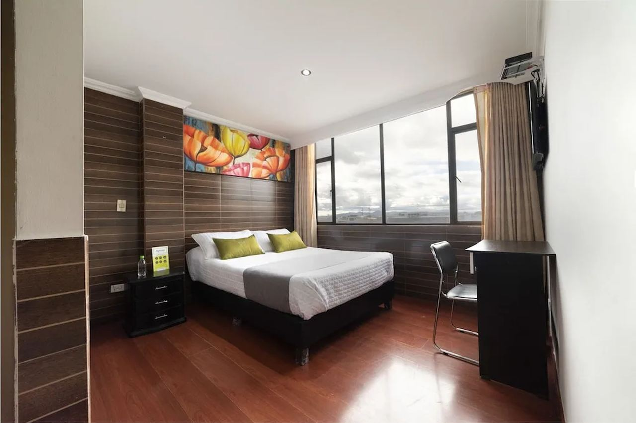 Habitación Acomodación Doble en 63 In Ejecutivo : MotelNow