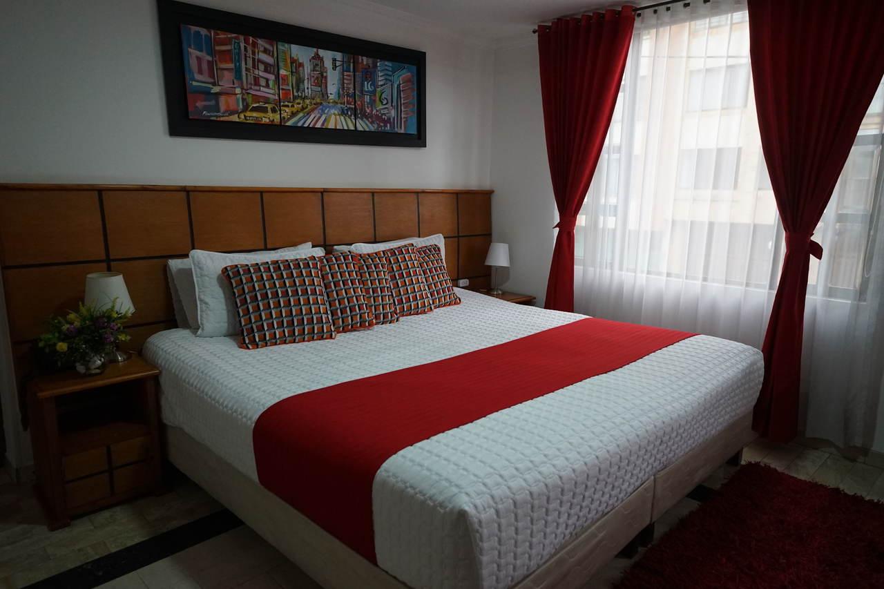 Habitación Matrimonial en Embajada Real : MotelNow