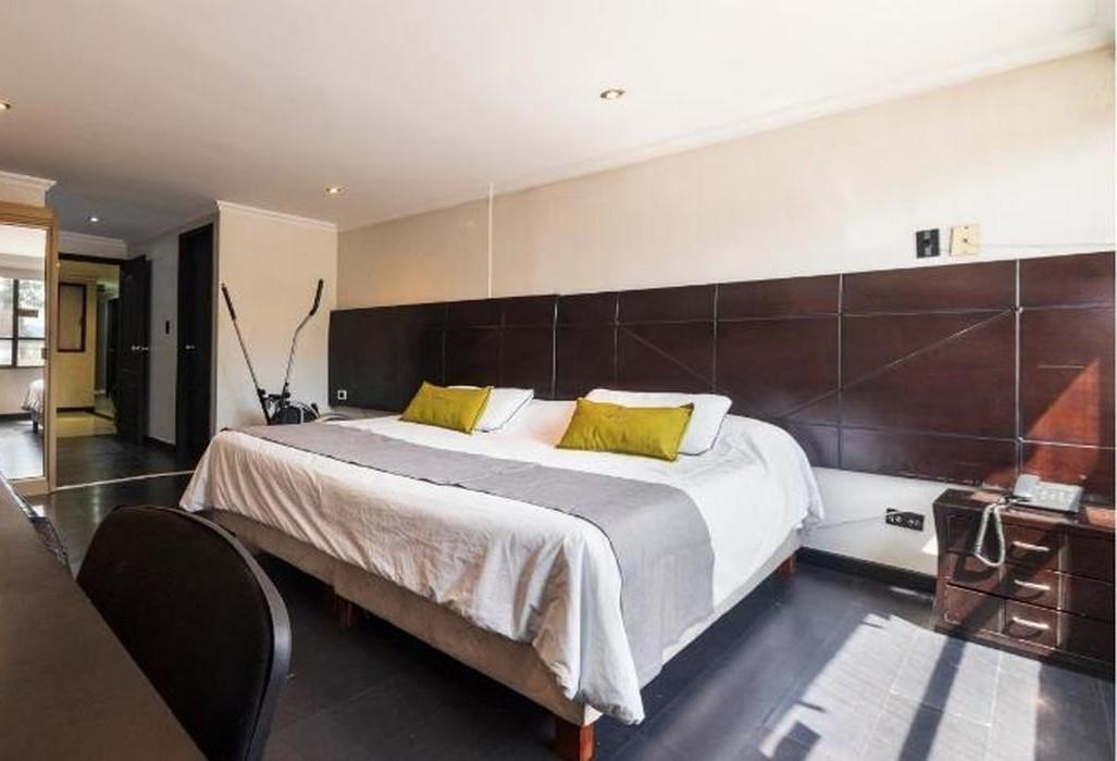 Habitación Doble en Ejecutivo Avenida La Esperanza : MotelNow