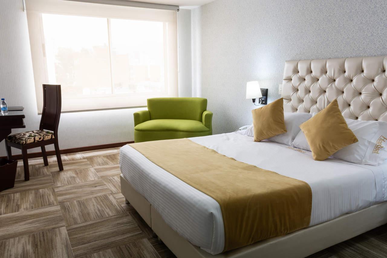 Habitación Doble en Risot : MotelNow