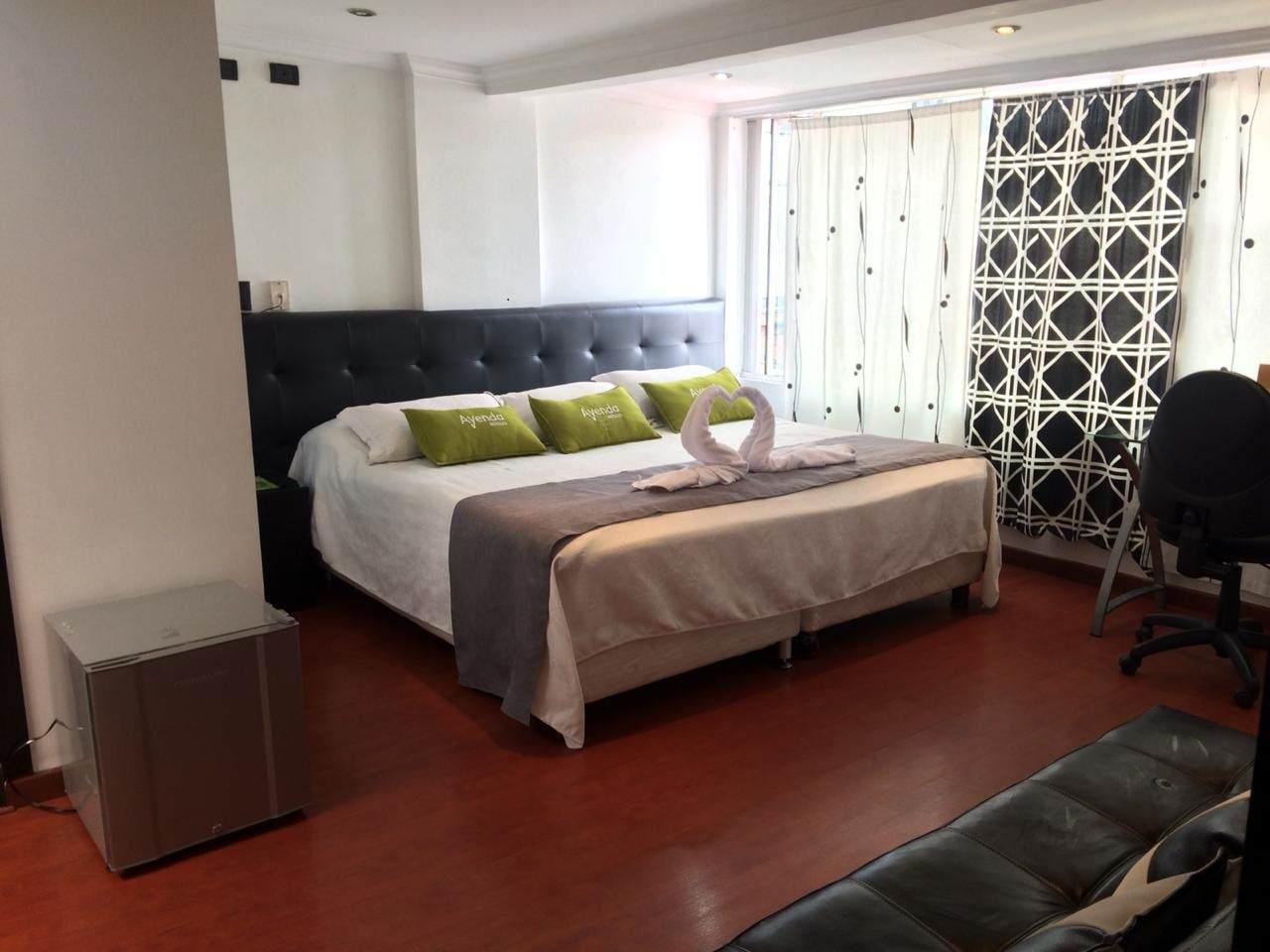 Habitación Matrimonial en Ejecutivo Embajada : MotelNow