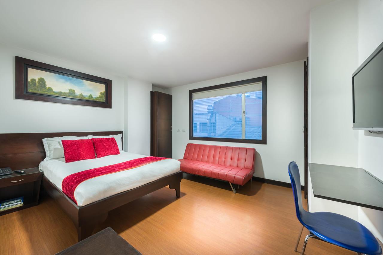Habitación Estandar en Bogotá Resort : MotelNow