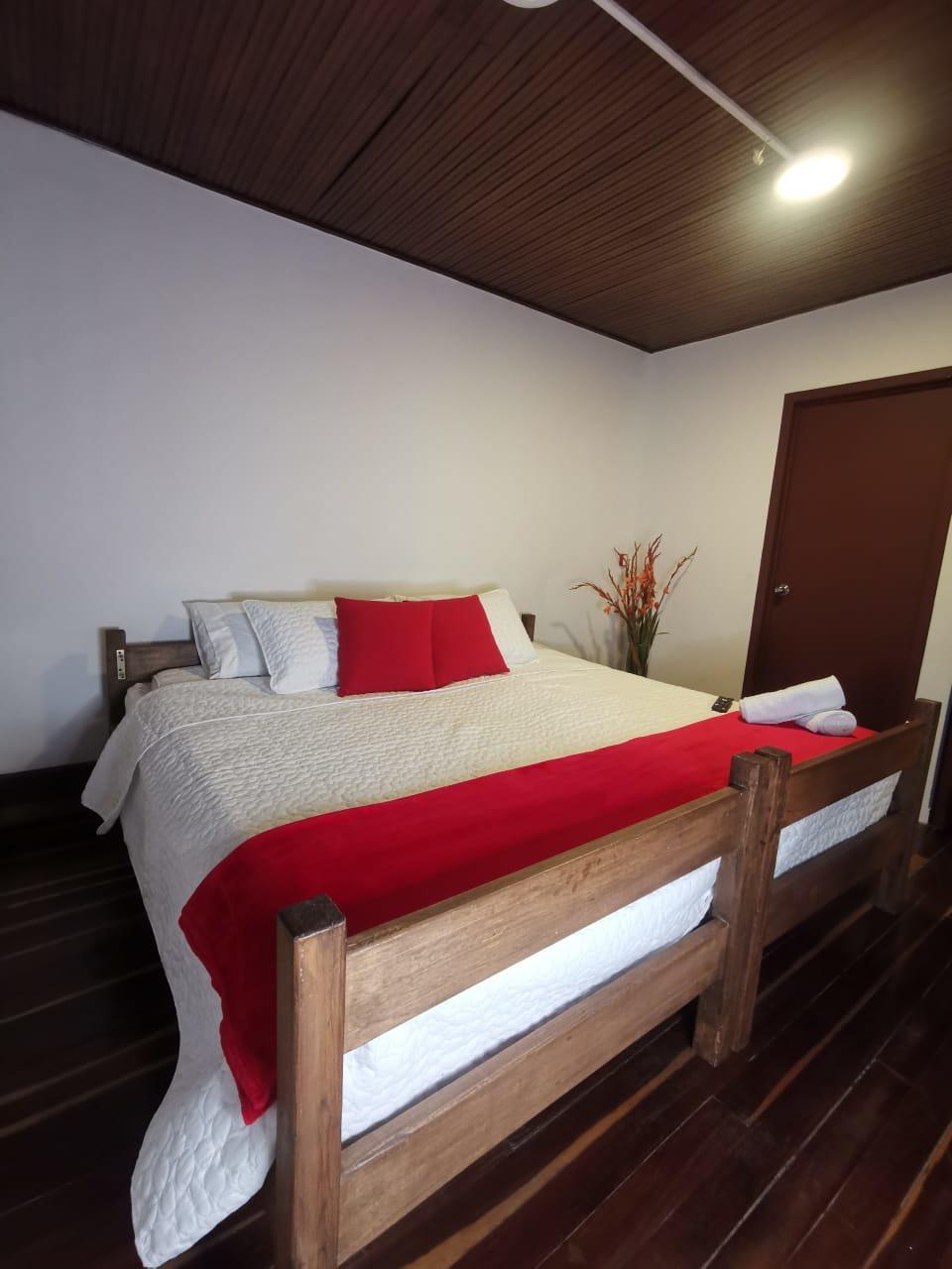 Habitación Matrimonial en El Baúl : MotelNow
