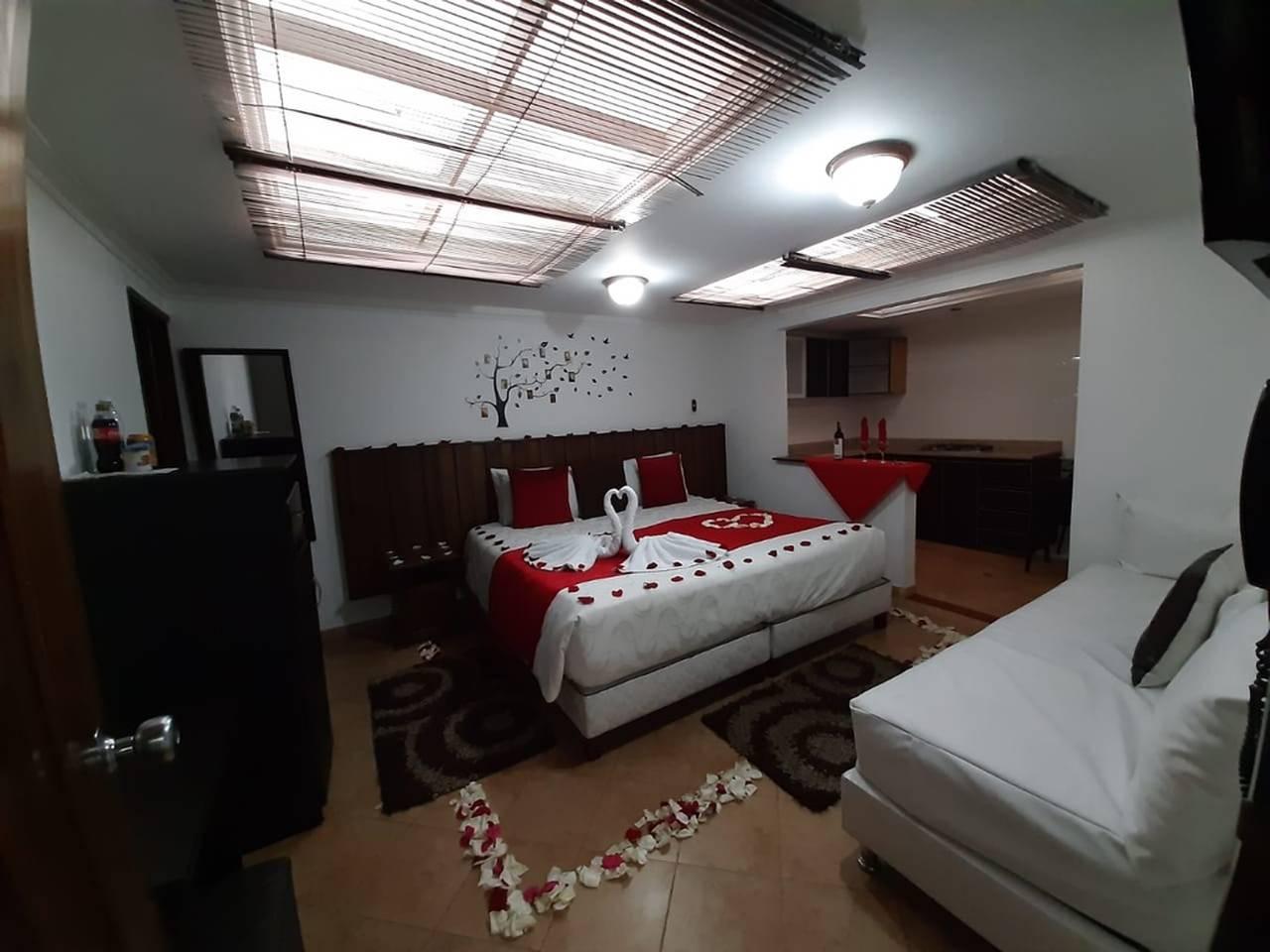 Habitación Loft con cocineta en Boutique de la Feria : MotelNow