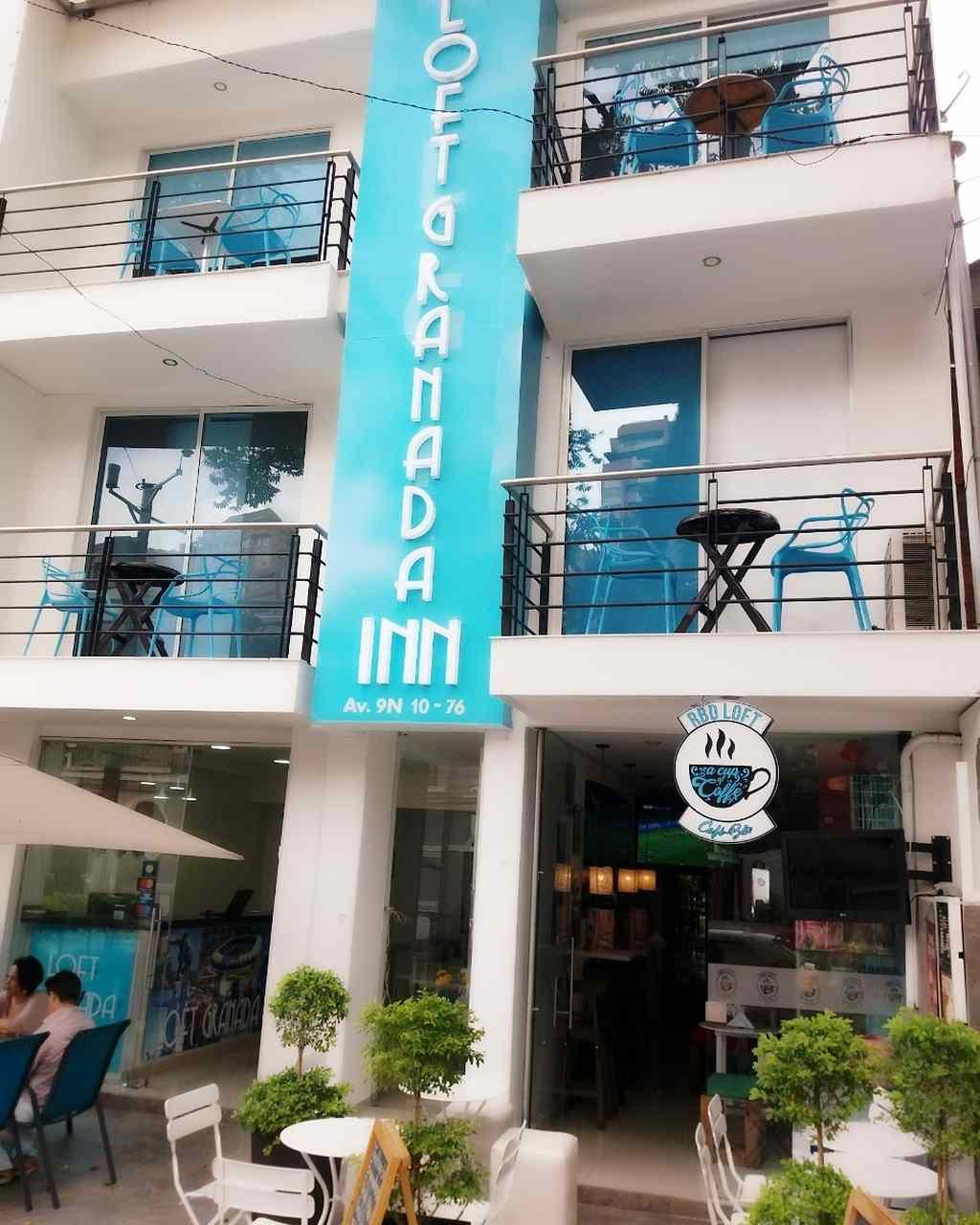 Hotel Granada Loft en Barrio Granada : MotelNow
