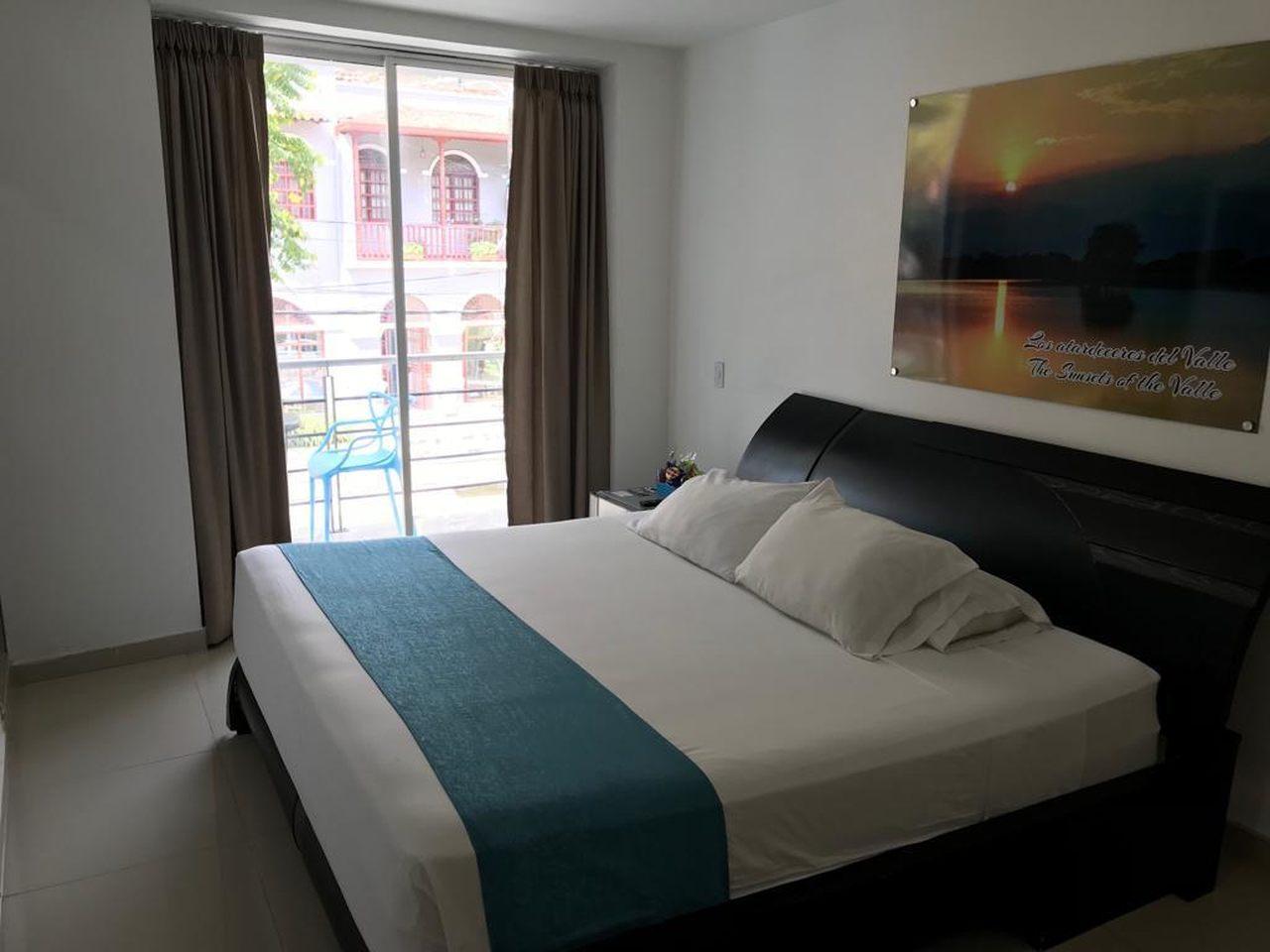Habitación Habitación con Balcón en Hotel Granada Loft : MotelNow