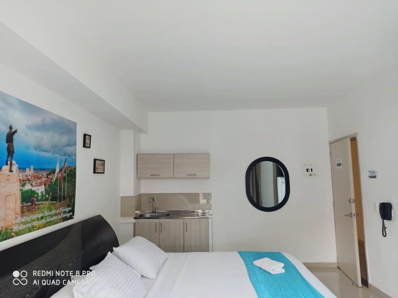 Habitación Habitación Interior en Hotel Granada Loft : MotelNow