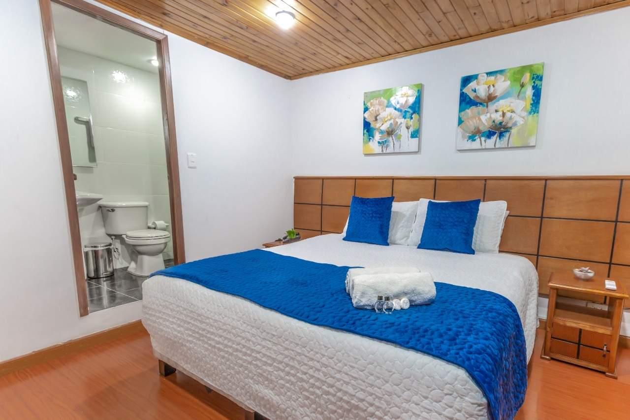 Habitación Acomodación Doble en Casa Quinta Hotel Embajada : MotelNow