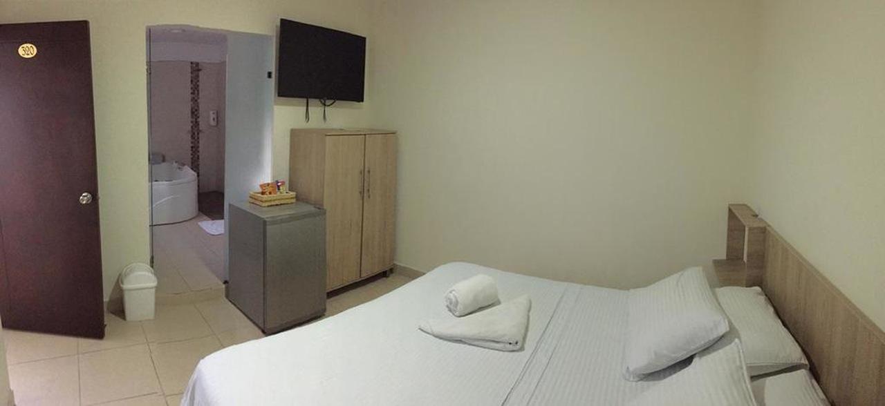 Habitación Jacuzzi en Hotel Ruiseñor  : MotelNow