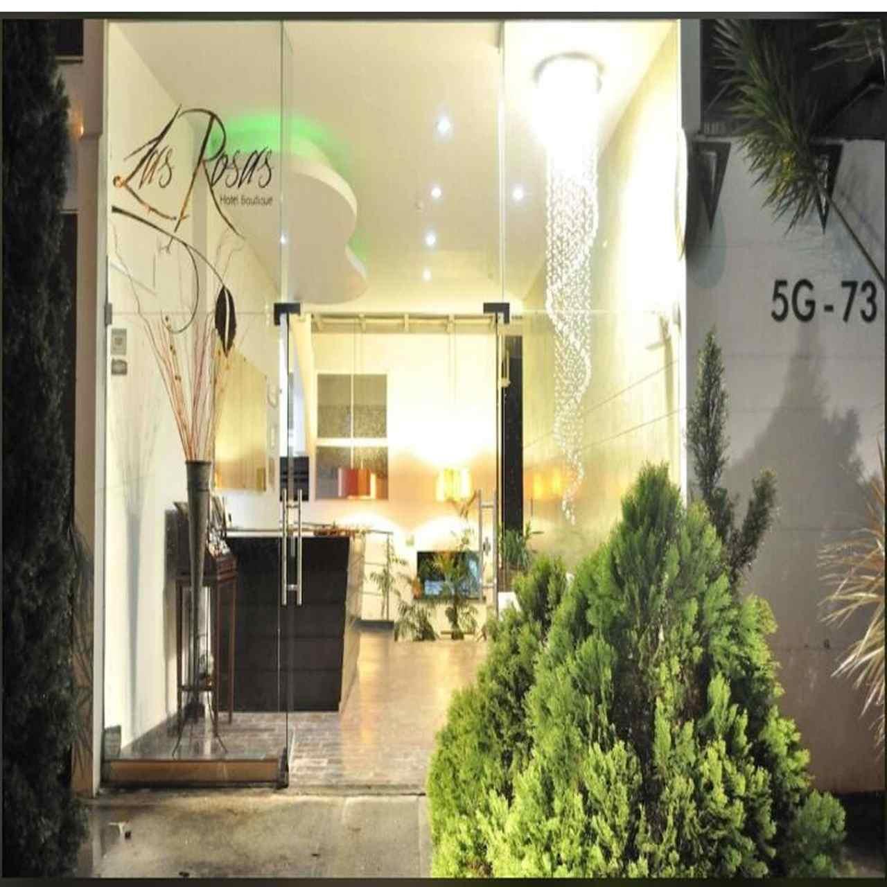 Las Rosas Hotel Boutique  en El Poblado : MotelNow