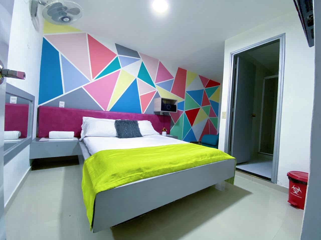 Lé Couple Suite en Centro - La Candelaria : MotelNow