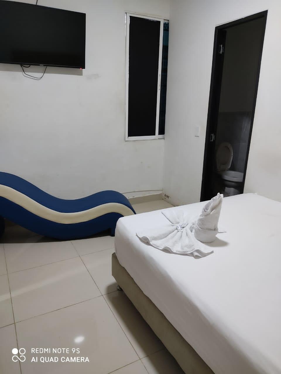 Habitación Sencilla en Hotel Euro Suite  : MotelNow
