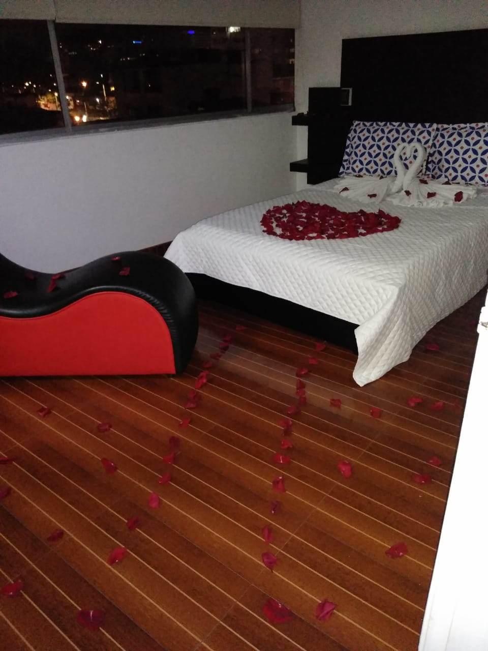 Habitación Jacuzzi en Paraíso Santo Domingo : MotelNow
