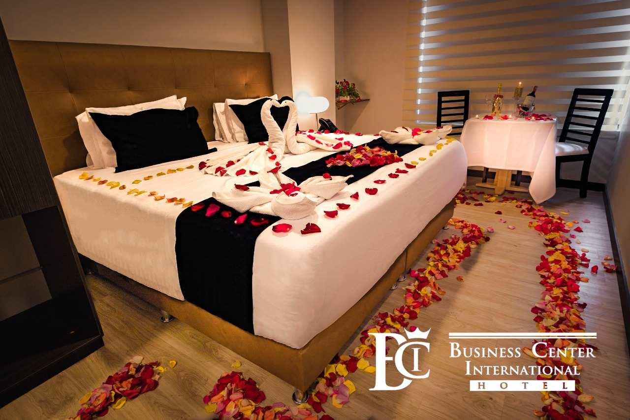 Habitación Doble King Superior en Business Center International : MotelNow
