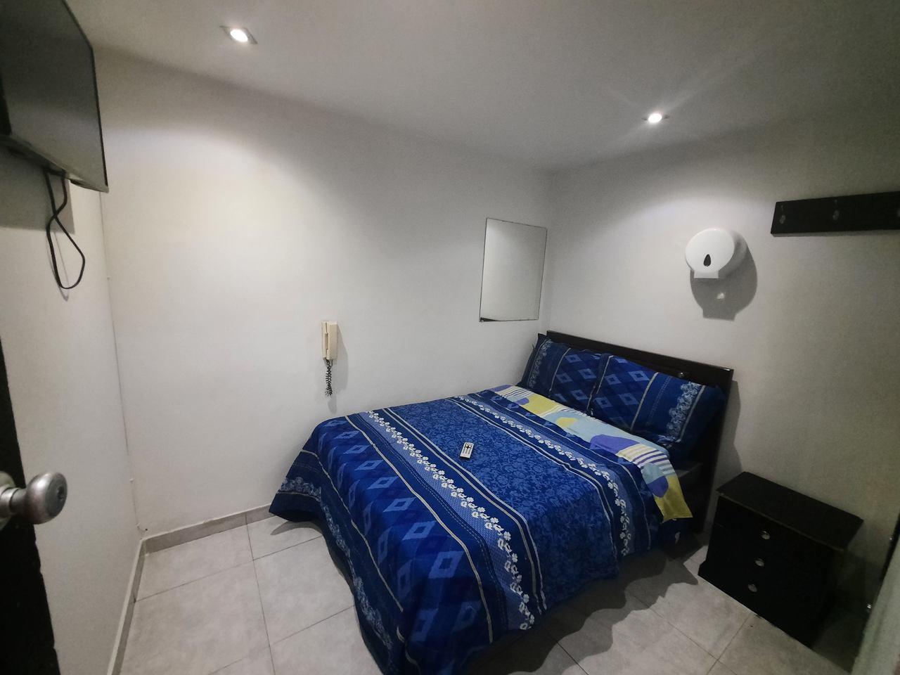 Habitación Sencilla en Hospedaje el Bambú : MotelNow