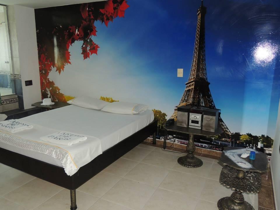 Habitación Junior en Tardes de París I : MotelNow