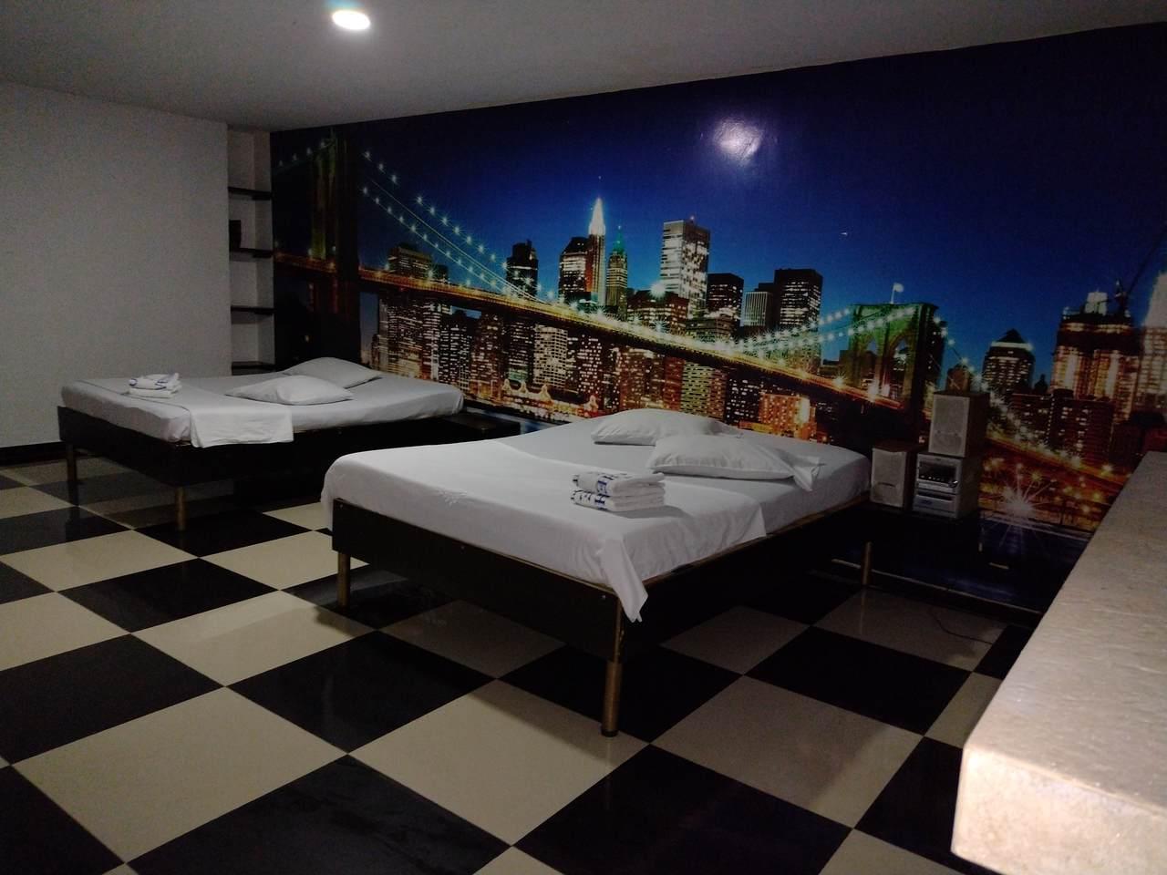 Habitación Habitación Múltiple en Noches de Aventura  : MotelNow
