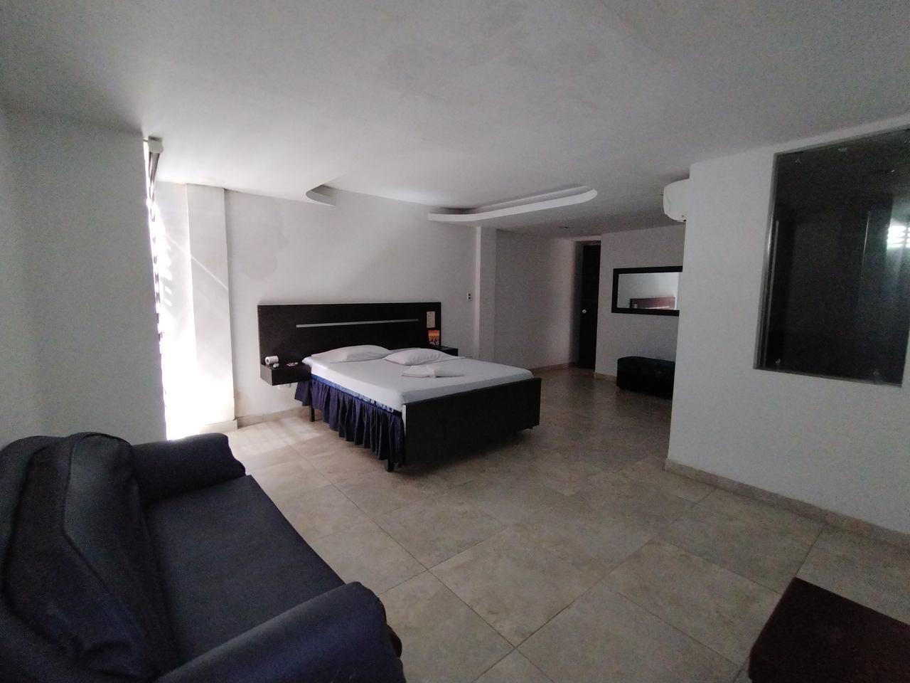 Habitación Sencilla en Motel Menga : MotelNow