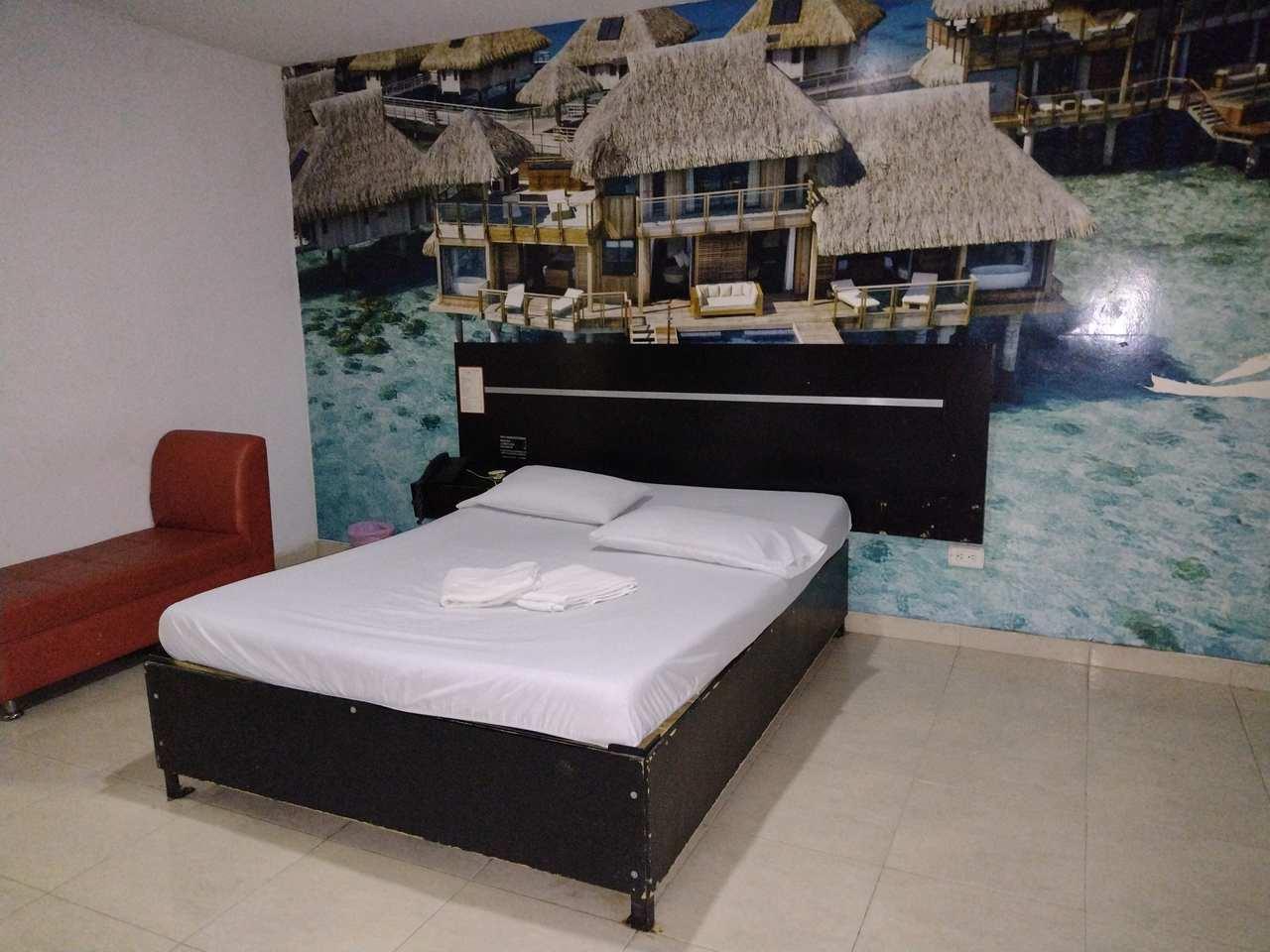 Habitación Sencilla Especial en Motel Menga : MotelNow