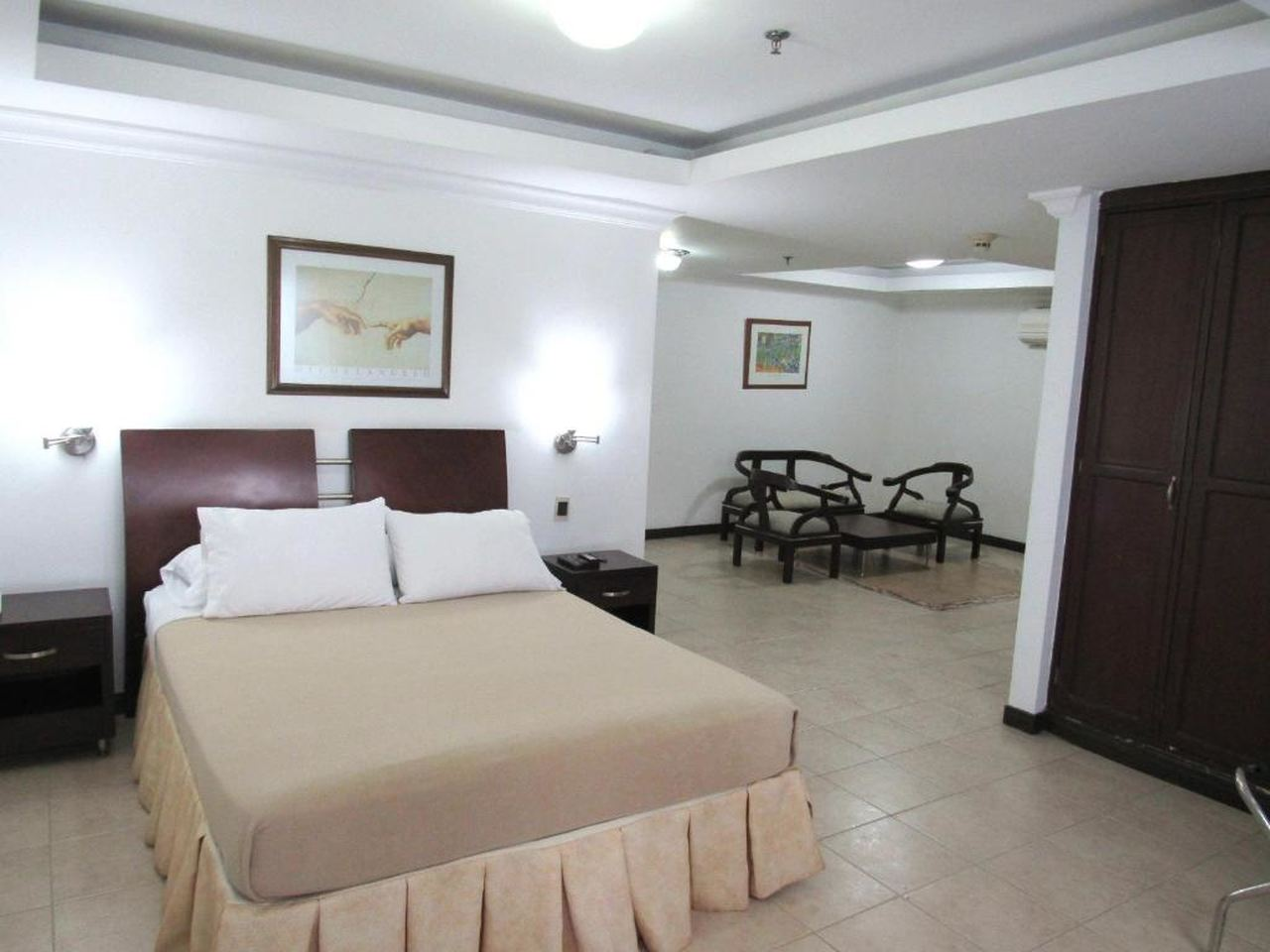 Habitación Doble en Hotel Plaza las Américas : MotelNow